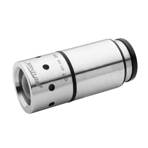LED Lenser Automotive, LED Taschenlampe für Zigarettenanzünder, Edelstahl, Art. Nr. 7575 / 7675