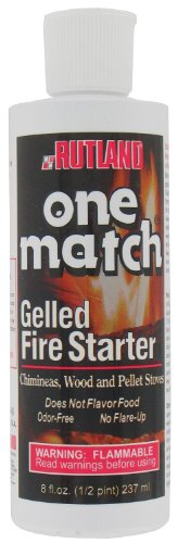 Check Out This Rutland 48 8 Oz One Match Gelled Fire Starter