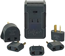 Dual Wattage International Converter Set