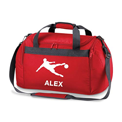 Football Holdall-Soccer Kit Bag. Comes in Either Black, Royal,Red or Navy...