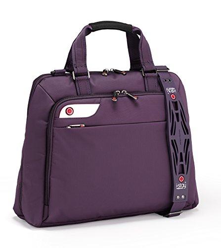 i-stay Ergo Design tas voor 39,6 cm (15,6 inch) laptop lila
