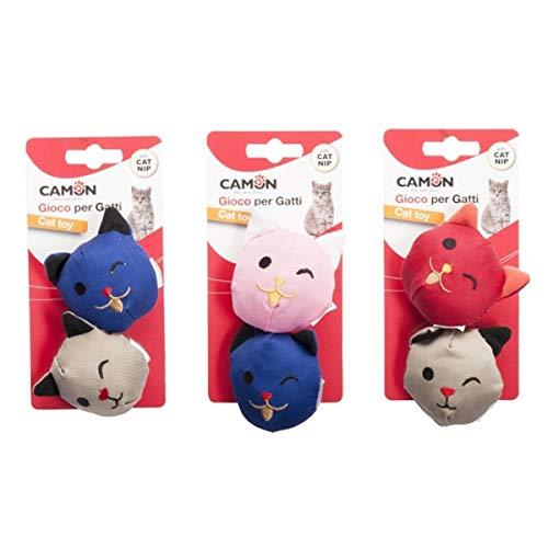 Camon spel kat funny cat grappig bont en geparfumeerd met kattengras