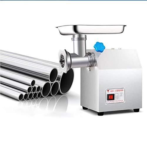 SHENAISHIREN Procesador de Alimentos, Amoladora eléctrica de Carne eléctrica Pesada y máquina de Salchicha - 1100W, 220V
