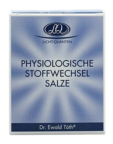 Dr. Töth Physiologische Stoffwechsel Salze Licht-Qanten (118 g)