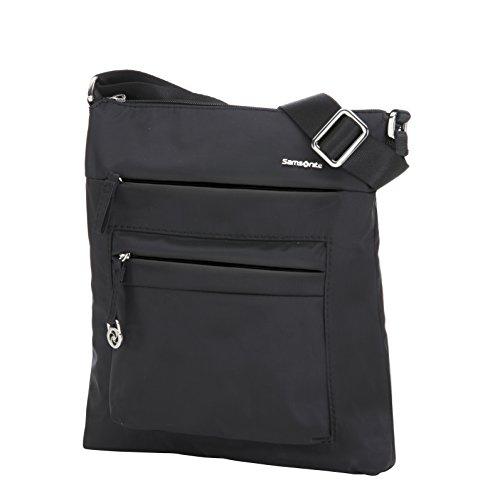 Samsonite Move 2.0 Mini Shoulder Bag iPad Bolso Bandolera, 1.4 Litros, Color Negro