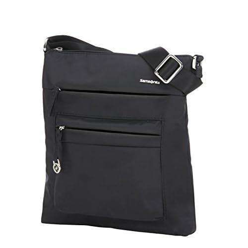 Samsonite Move 2.0 Mini Tracolla tablet, 26.6 cm, Nero (Black)