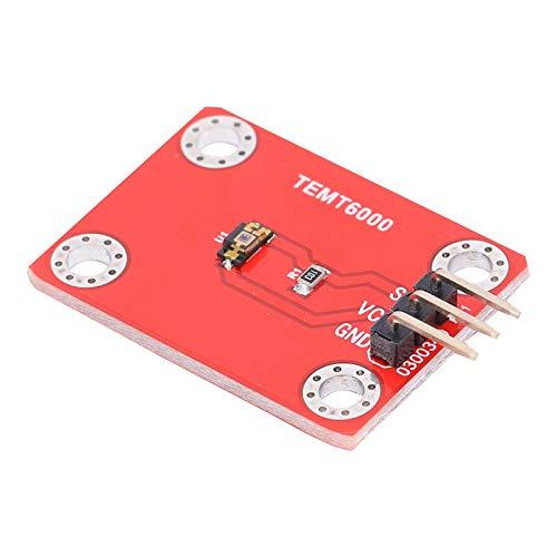 Fotoresistor de fotorresistencia de la foto, detección de intensidad de la luz, interruptor digital, fotorresistente compatible con Arduino UNO