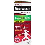 Best Cough suppressants - Children's Robitussin Cough Long-Acting Review