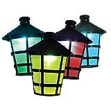 Zoom IMG-2 lanterne colorate assortite a striscia