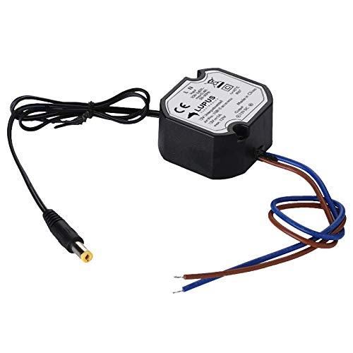 Lupus-Electronics 10810 LUPUS-12V UNTERPUTZ NETZTEIL 12V 1A Unterputznetzteil für den platzsparenden Einbau mit DC Anschlußstecker