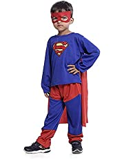 Fancydresswale Superhero Adventure Dress for Boys|Birthday Gift for Kids| Halloween Party Costume for Boys