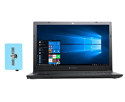 "Toshiba Dynabook Tecra A50-F Home and Business Laptop (Intel Celeron 4205U 2-Core, 16GB RAM, 1TB m.2 SATA SSD, Intel HD 610, 15.6"" Full HD (1920x1080), WiFi, Bluetooth, Webcam, Win 10 Pro) with Hub"