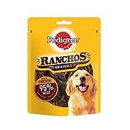 7 x Pedigree Ranchos Originals Dog Treats With Chicken 70g