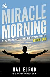 Miracle Morning book cover