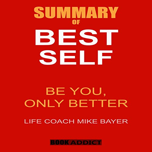 Summary of Best Self by Mike Bayer audiobook cover art