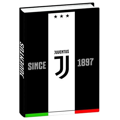 Scuola DIARIO Juve Standard Seven 2020-2021 Italia + Omaggio portachiave Fischietto + segnalibro + Omaggio Penna Glitterata