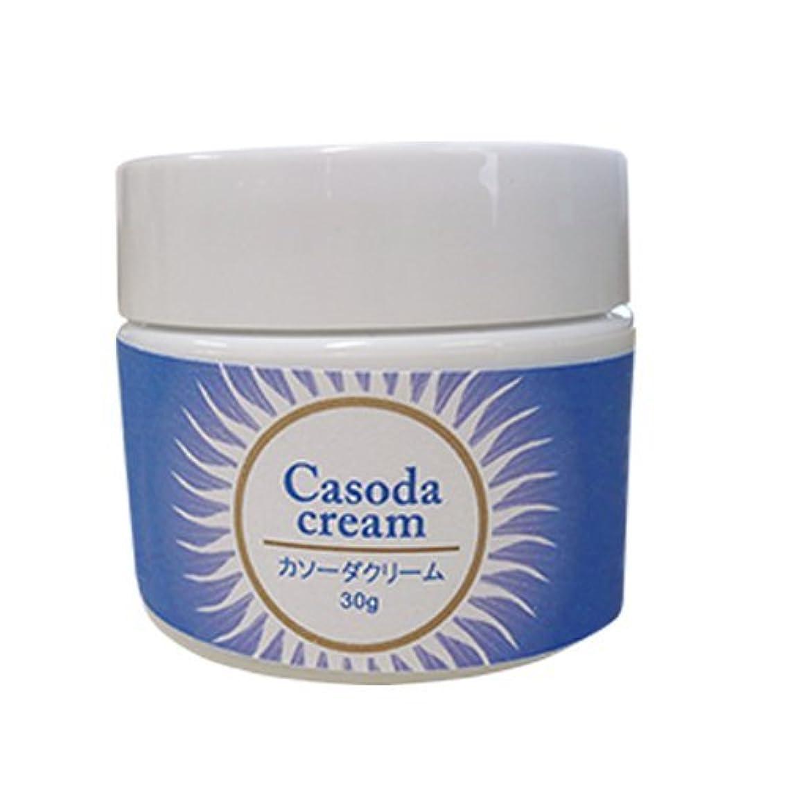 上流の不合格バッジcasoda カソーダ クリーム 30g
