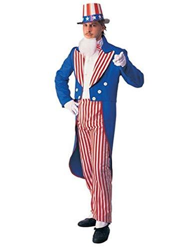 Rubies Uncle Sam Adult Costume Medium