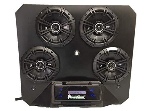 RS1 SK Kicker Radio Stereo System Polaris Bluetooth