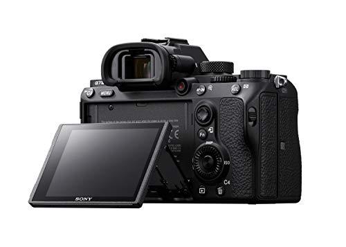 Sony Alpha 7 III | Spiegellose Vollformat-Kamera ( Schneller 0,02s AF, optische 5-Achsen-Bildstabilisierung im Gehäuse, 4K HLG Videoaufnahmen, große Batteriekapazität)