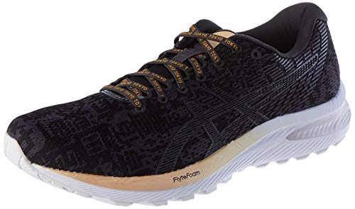 Asics Men's GEL-Cumulus 22, Black/Graphite Grey, 7.5 UK (42 EU)