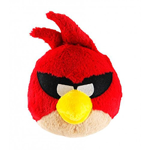 Peluche Red Angry Bird Space 20cm