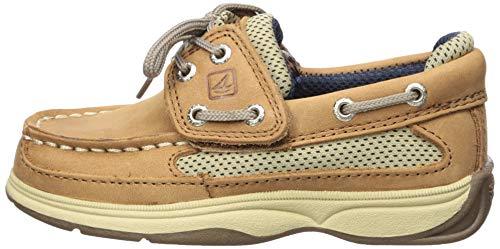 Sperry Kids' Lanyard Alternative Closure Boat Shoe