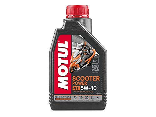 Aceite Motor Motul Scooter Power 5W404T–1litro