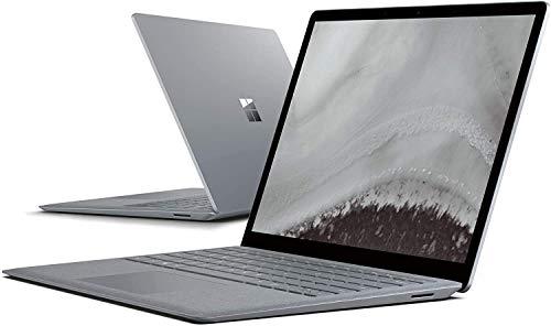 Microsoft Surface Laptop 2 Platino ordenador portátil 34,3 cm (13,5\') 2256 x 1504 Pixeles Pantalla táctil 1,7 GHz 8â Coreâ I5 de octavageneración I5-8350U