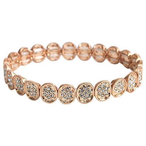 THE MOSHI Athena Armband elastisch Rose