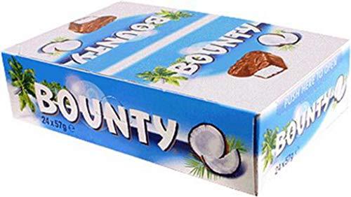 Bounty Lait (Boîte de 24 pièce