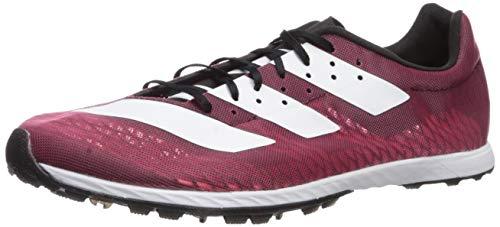 adidas Adizero Xc Sprint Zapatillas de correr para mujer, Rosa (Rosa activo/Blanco/Negro), 35 EU