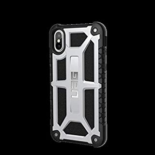 UAG Monarch Series iPhone X Case Platinum