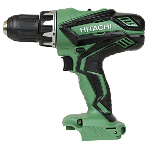 "Hitachi DS18DGL 18V Cordless Lithium-Ion 1/2"" Compact Drill/Driver - Bare Tool"
