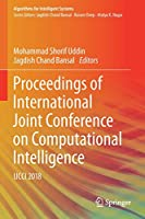Proceedings of International Joint Conference on Computational Intelligence: IJCCI 2018 (Algorithms for Intelligent Systems)