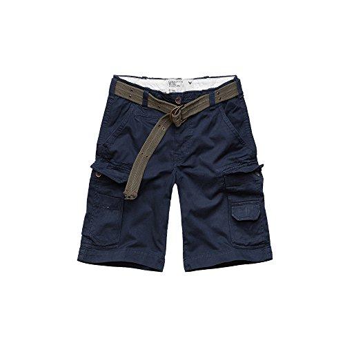 Cordon Sport Berlin Shorts Bud, Größe:W 38, Farbe:blau
