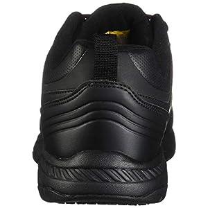 Skechers for Work Men's Dighton Work Shoe,Black,10.5 M US