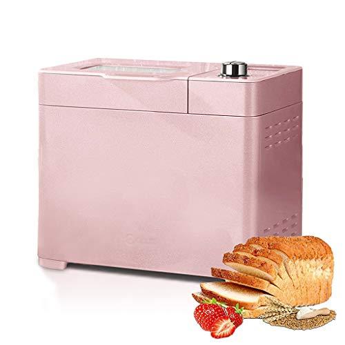 ZTCWS Automático de la máquina de Pan, de Acero Inoxidable 2.2LB Fabricante de Pan con 30 menús, 3 Pan Tamaños, 13 Horas de retraso y 1 Hora de Mantener Caliente, amasar la Masa y ajustes sin Gluten