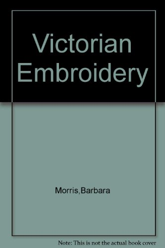 Fantastic Deal! Victorian embroidery (The Victorian collector series)