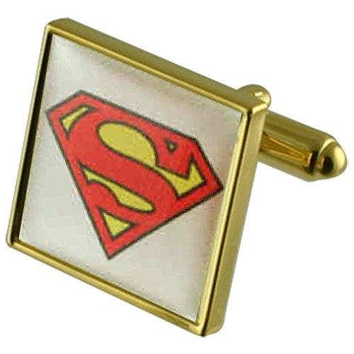Superman Manchette avec gravé souvenir