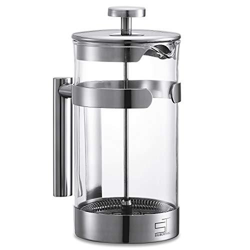 Cafetera de Émbolo SILBERTHAL de 1 litro