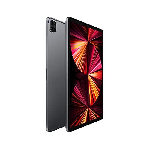 2021 Apple 11-inch iPad Pro (Wi-Fi, 128GB) – Space Gray