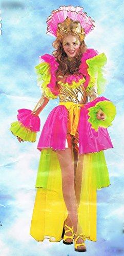Rio samba carnaval brasileño 40 Cesar disfraz