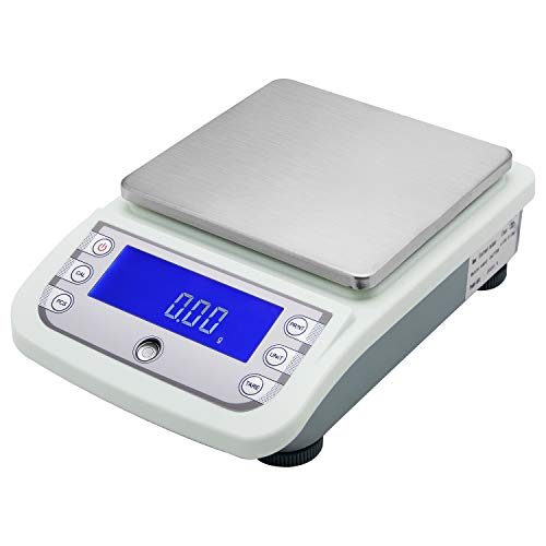 Bonvoisin Precision Lab Scale with RS232 Interface Digital Analytical Electronic Balance Laboratory Precision Scale Jewelry Gold Scale Precision Balance