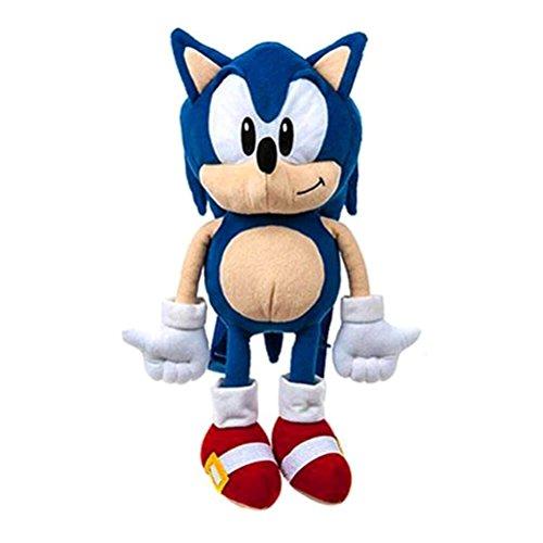 Sonic the Hedgehog Plush Backpack Sonic 45 cm Borse