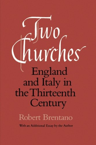 Two Churches: England and Italy in the Thirteenth Century