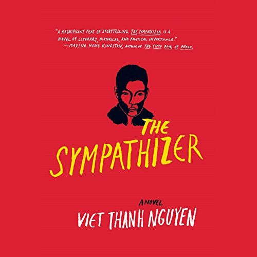 The Sympathizer audiobook cover art