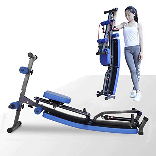 Hydraulic Rowing Health & Fitness Rowing Machine Rower with 12 Level Adjustable Resistance, and 4400 LB Max Weight Padded Seat for Home Use