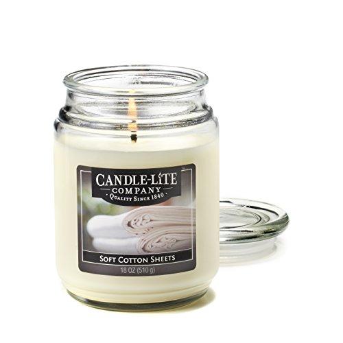 Candle-lite Essentials – 511 ml Terras Jar Kaars