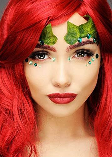 Magic Box Kit de Maquillaje con Purpurina Estilo Hiedra venenosa